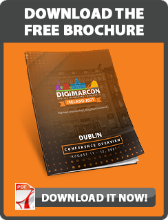 Download DigiMarCon Dublin 2021 Brochure